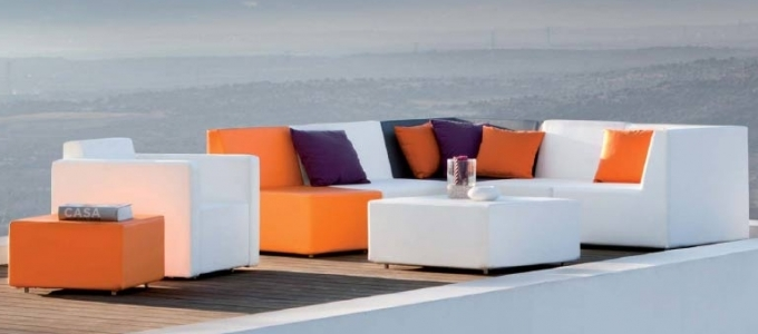 Newsletter for Muebles de jardin modernos